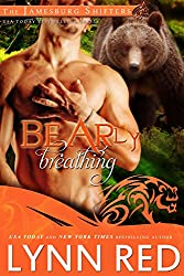 Bearly Breathing (Alpha Werebear Shifter Paranormal Romance) (The Jamesburg Shifters Book 4) (English Edition)