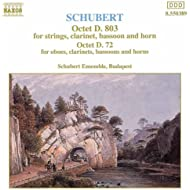 Schubert: Octets, D. 803 And D. 72