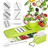 Best Vegetable Cutters - Baban Multi-function Food Slicer, Mandoline Vegetable Slicer, Fruit Review