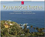 KANARISCHE INSELN - Teneriffa - Fuerteventura - Gran Canaria - Lanzarote: Original Stürtz-Kalender 2018 - Großformat-Kalender 60 x 48 cm