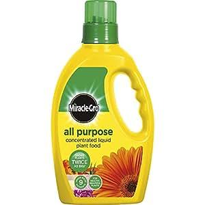 Miracle-Gro - tout usage concentré liquide Plant Food - 1 Litre