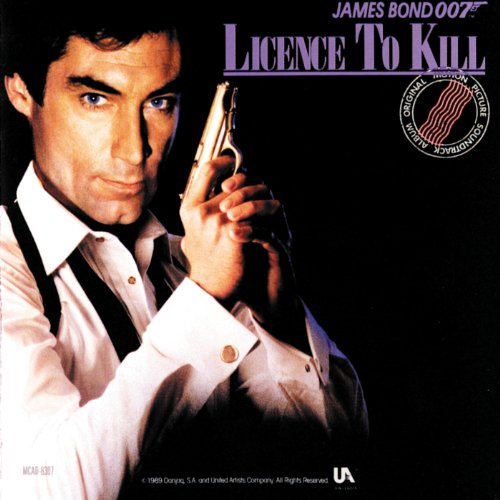 Licence To Kill (Soundtrack)