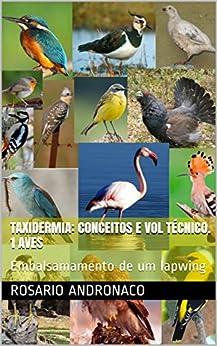 Taxidermia: conceitos e VOL TÉCNICO. 1 AVES: Embalsamamento de um lapwing (Portuguese Edition) by [Andronaco, Rosario]