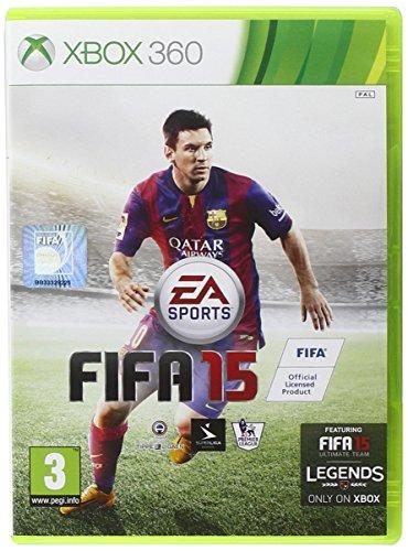 Electronic Arts FIFA 15, Xbox 360 - Juego (Xbox 360, Xbox 360, Deportes, E (para todos))