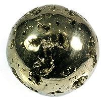 CrystalAge Sparkling Eisen Pyrit Kugel ~ 45mm preisvergleich bei billige-tabletten.eu