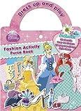 Disney Princess Fashion Activity Purse Book (Disney Purse Activity Book)