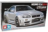 Nissan Skyline R34 Nismo Silber Z-Tune GT-R 1998-2002 24282 Kit Bausatz 1/24 Tamiya Modell Auto Modell Auto