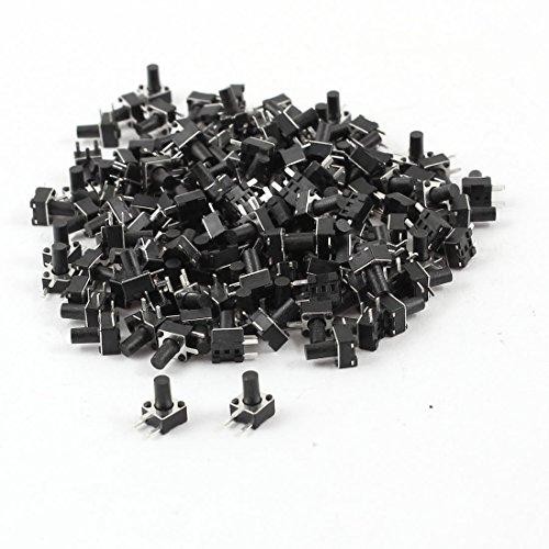 PCB Square-Cover per interruttore a pulsante momentaneo, 4,5 x 4,5