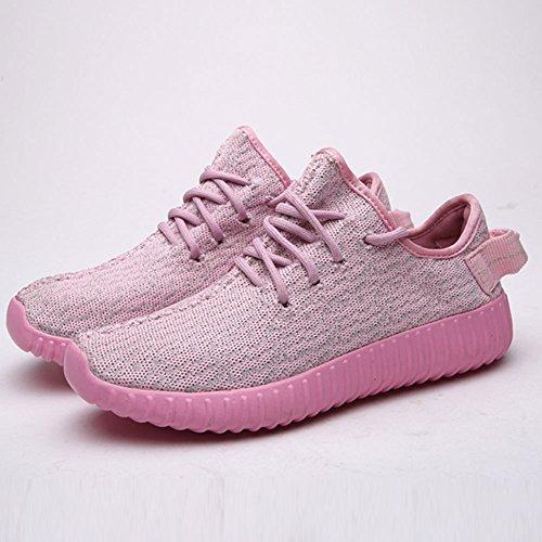 IceUnicorn, Scarpe da corsa donna Pink