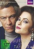 DVD Cover 'Burton und Taylor - BBC-Drama über Richard Burton & Elizabeth Taylor [DVD]