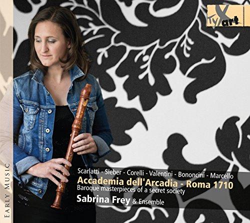 Recorder Sonata No. 1 in A Minor: IV. Capricio. Allegro