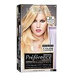 L'Oréal Paris Préférence Coloration Permanente 02 Blond Très Très Clair Doré