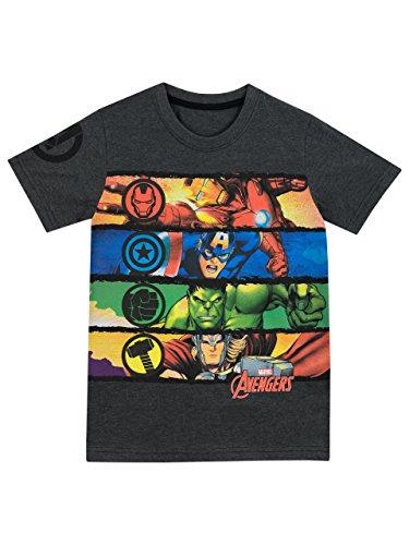 Avengers Jungen Avengers T-Shirt 104 (Die Avengers Tshirt)