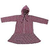 FBBIC Girl's Foxy Wool Dress