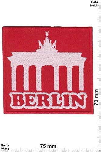 Parches   Berlin   Brandenburger Tor   Red