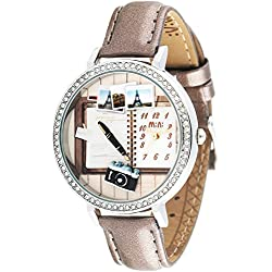 Ladies soft table/Casual fashion watches/Waterproof quartz watches