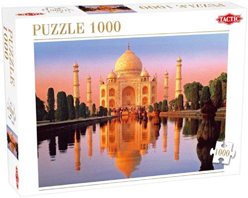 Taj Mahal Puzzle 1000-piece Detailed Design