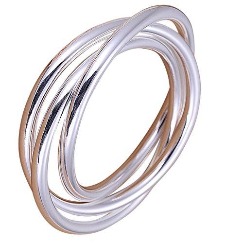 Armreif-mit-3-geschlossenen-Ringen-925-Sterling-Silber-pl