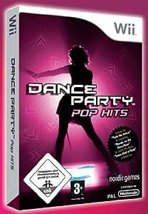 Dance Party : Pop Hits Bundle - Incl mat (Wii)
