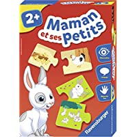 Ravensburger - 24023 - Jeu Educatif - Maman et Ses Petits