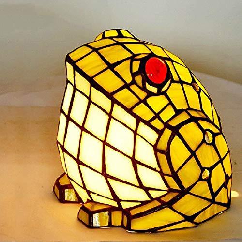 Frosch-Nachtlicht Schlafzimmer Energieeinsparung Nachtlicht Kreatives Geschenk Schmuck Dekoration Dekorative kleine Tischlampe Innen Wohnzimmer Schlafzimmer Büro-Schreibtisch Wohnnachttisch Schreibtis