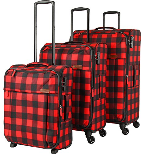 travelite Campus 4-Rad Trolley-Set 3-tlg