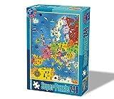D-Toys - Rompecabezas, 240 piezas (DT50663-MP-01)