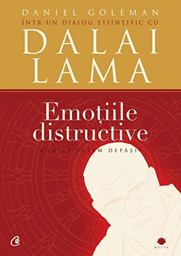 EMOTIILE DISTRUCTIVE EDITIA 3 por DANIEL GOLEMAN