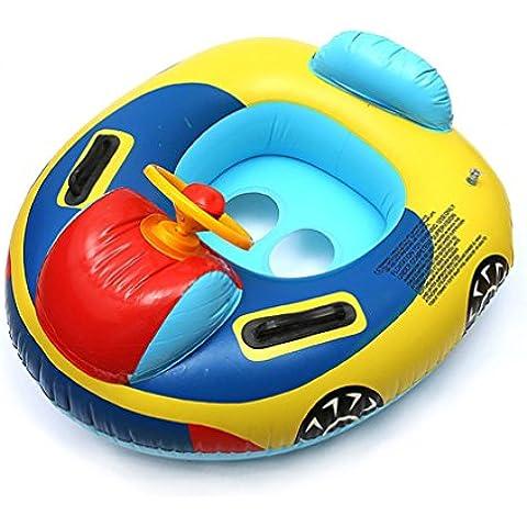 Remeehi Sit cerchio Cartoon Bambini nuotata anello gonfiabile baby galleggiante acqua giocattoli gonfiabile acqua trasporto