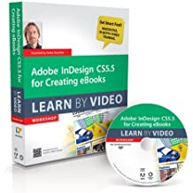 Adobe InDesign CS5.5 for Creating Ebooks (Learn by Video)