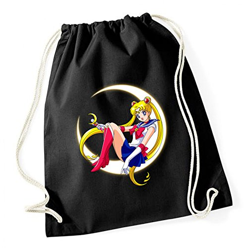 Certified Freak Sailor Babe Gymsack Black