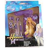 Emartbuy ® Original Disney Hannah Montana Music Pack Of Purple In-Ear-Stereo-Kopfhörer, Kabel Ordentlich Und Pouch / Case / Cover / Socken Für Alcatel Ot-720