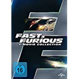 Fast & Furious 1-7 - Box