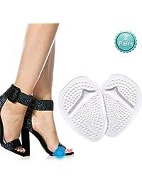2 Stücke = 1 Paar Silikon Einlegesohlen Für Schuhe Hohe Ferse Gel Pad Protector Für Heels Reiben Füße Pflege Pediküre Gerät Massage Gel Einlegesohle Fußpflege-utensil