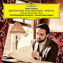 Destination Rachmaninov: Arrival Concerto Per Pianoforte N.1 E 13