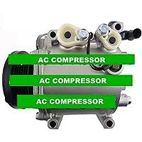 GOWE AC Compresor para msc105ca AC Compresor para coche Mitsubishi Galant Eclipse Endeavor (3,