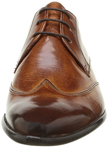 Melvin & Hamilton Toni 2, Chaussures de ville homme Marron (Forum Lt Tan/Ls)