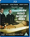 The Man Who Never Was [Blu-ray] [UK Import]