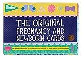 Milestone Erinnerungskarten für die Schwangerschaft (deutsch)