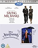 SAVING MR BANKS & MARY POPINS 50th ANNIVERSARY EDITION Bluray
