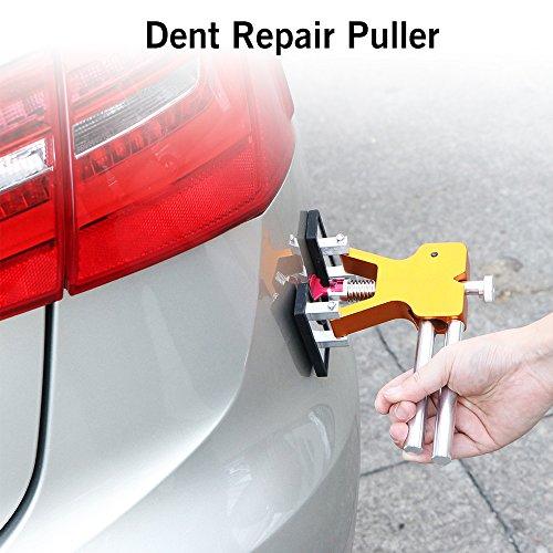 Preisvergleich Produktbild ONEVER Dent Repair Puller 24 Saug Tabs Kleber Removal Tool Kitfür Hagelschäden Türklappen Minor Kollision Dents