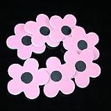 Generic 50pcs 5.5cm 240# grit flower sha...