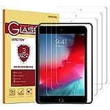 OMOTON Panzerglas Bildschirmschutzfolie für iPad Mini 4 mit [Apple Bleistift kompatibel ] [9H Härte] [Kristall-klar [Kratzfest] [Luftbläschen-frei] [Lebenslage Garantie]