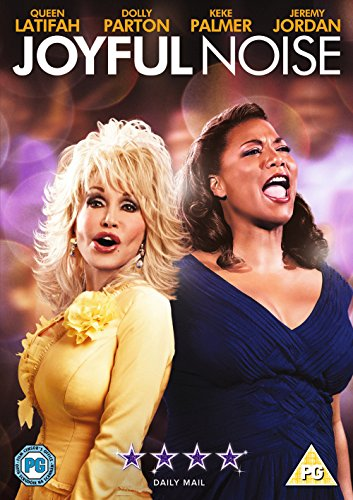 JOYFUL NOISE - Queen Dvd Latifah