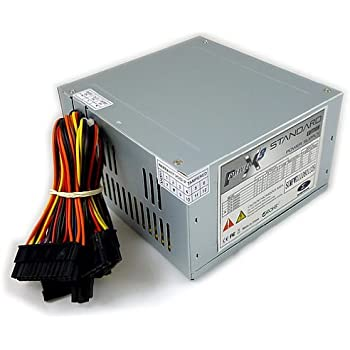 Sumvision Power X3 500W Power Supply 500 Watt PC ATX PSU 2xSATA, 24PIN