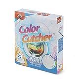 ONEVER 20 fogli Anti panno tinti Foglie lavanderia colori Run Rimuovi foglio collettore di colore in lavatrice