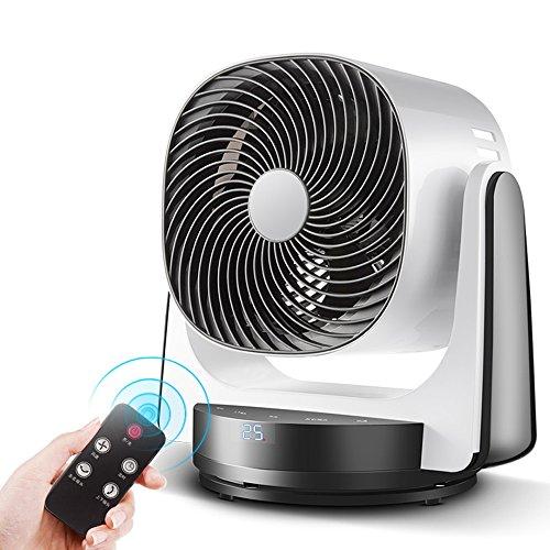 Air-motor Der Angetrieben, (XRXY Kreative Mini Silent Fan / Luft Konvektion Rundventilator / Desktop Haushalt Turbine Air Balance Fan / Humanisierung Fernbedienung Fan)