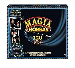 Educa Borrás Juego Magia BORRAS 150 Trucos DVD con LUZ de Jugatoys