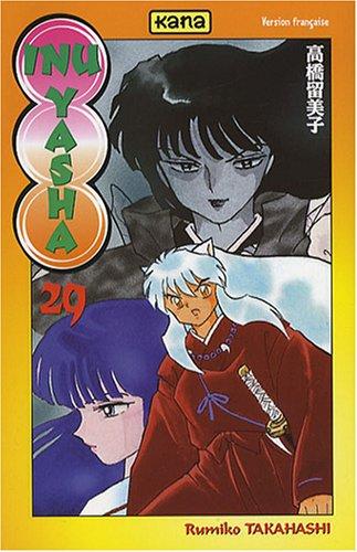 Inu Yasha Vol.29 par TAKAHASHI Rumiko