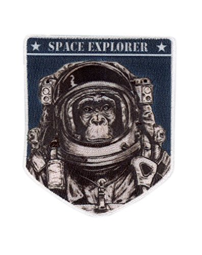 Titan One Europe - Space Explorer Chimp Astronaut